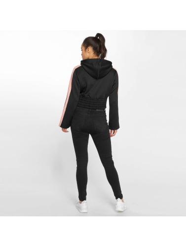 Payer avec PayPal acheter plus récent Sweat-shirt Point Femmes En Noir Pumas vente images footlocker délogeant réduction de sortie tj2T2xo