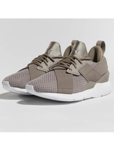 Pumas Sneakers Femmes Dans Ep Muse Brune vue à vendre KAYmQ
