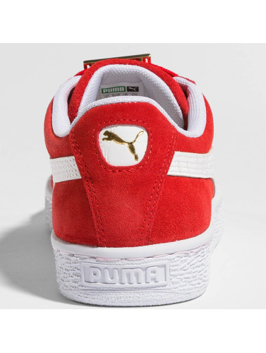 Footaction rabais Pumas Baskets B-boy Classique En Daim Rouge Fabuleux sneakernews en ligne jeu images footlocker tWmDjkbiX3