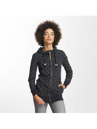 Ragwear Zip Pulls Molletonnés Femmes Dans Abbie Bleu vente meilleur prix XSOQXCmB7