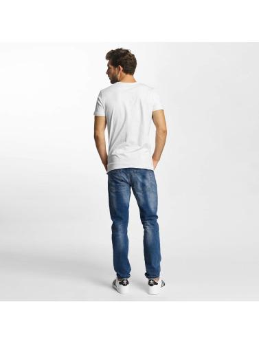 pas cher explorer parfait en ligne Pont Rouge Hombres Camiseta Du Bien Au Mal En Blanco Livraison gratuite Finishline G7qAuRLq6
