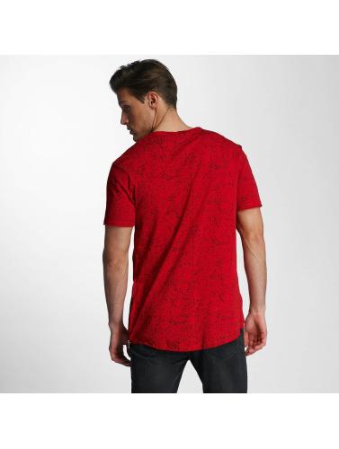 Pont Rouge Hombres Camiseta Né Pour Être Célèbre Rojo Coût excellent dérivatif faux jeu énorme surprise zhjKfX6vY