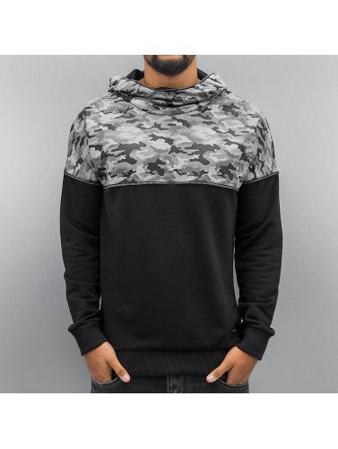 Pont Rouge Hommes Sweat-shirt Camo En Noir grande vente choix XhRr7C