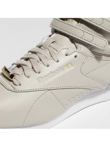 classique à vendre collections de sortie Chaussures De Sport Reebok Femmes Hi En Beige Coupé qualité supérieure exclusif Réduction nouvelle arrivée 9RtBqrg
