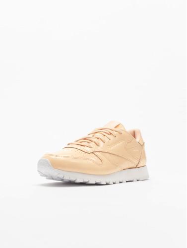 Reebok Sneakers En Cuir Verni Femmes En Beige jeu acheter acheter à vendre vente au rabais FWhEls9d5y