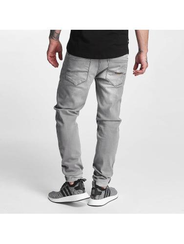 Jeans Rocawear Hommes Droits Dans Pune Gris visite de sortie commande Pht3pohdZ