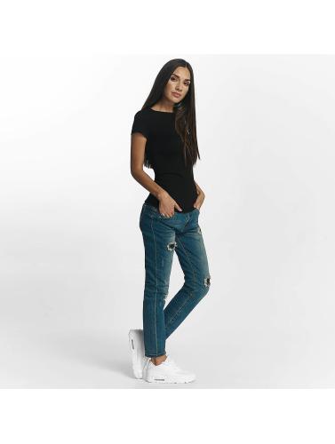 Les Femmes D'ange Rock En Jeans Bleu Charlotta Droite qualité aaa Peu coûteux jeu kiTlpeTYdT