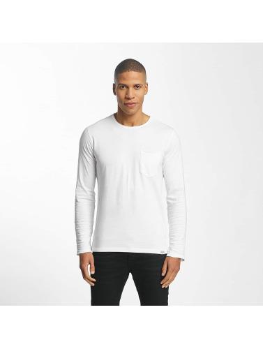 la sortie confortable Manches Longues Originaux Pour Hommes Shine Shirt Andrian Teint Et Laver En Blanc magasin de destockage pour pas cher Nice WKgeO0BbzJ