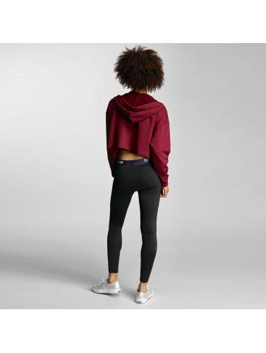 Sixième Zip Juin Sweatshirts Femmes En Rouge Ont Détruit Croped offre pas cher Des images d'expédition 2015 nouvelle vente vente Footaction O5ADfm
