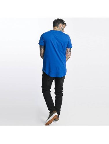 Sixième Juin Hombres Tees De Haut En Bas Arrondis Azul prix de sortie uypGKz