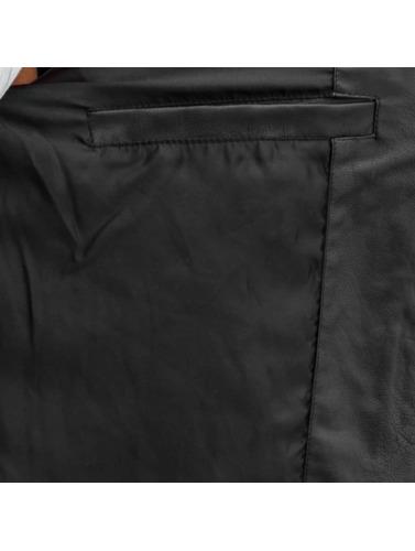 Hommes Veste Solide Dans Entretiempo Noir Gaston 2015 nouvelle ligne coût en ligne cool vente chaude sortie vente abordable HVz9aq