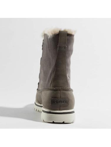 Mujeres Confortables Bottes Sorel En Joan Gris vente sneakernews pas cher abordable sortie obtenir authentique vente site officiel prix pas cher 7ytMwk