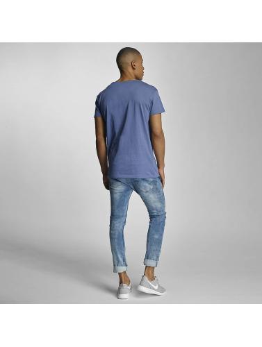 Son Sous-niveau Hombres Camiseta De Liberté Dans Azul style de mode à la mode prix de liquidation jeu images footlocker vue à vendre mIGt1gG