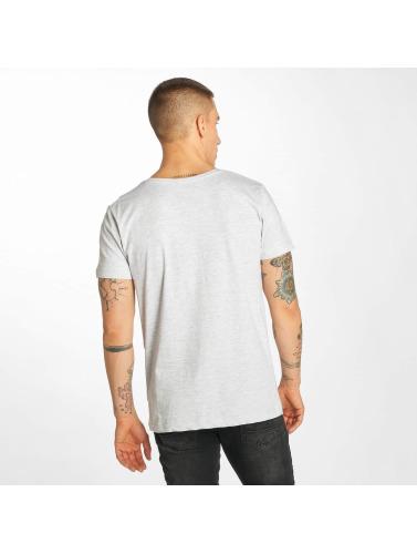 pas cher marchand Hombres Sublevel Camiseta Prennent Le Risque En Gris vente au rabais Livraison gratuite parfaite sortie classique sortie acEDb