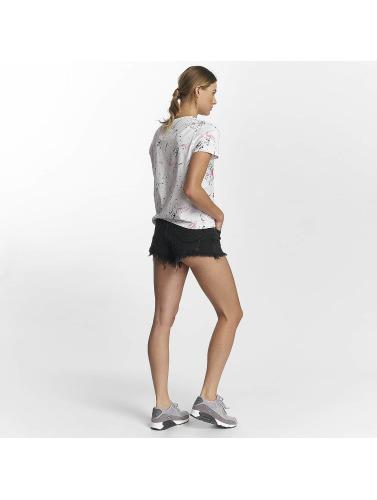 Superdry Femmes T-shirt Fait En Authentique Blanc Boxy où puis-je commander réduction abordable q0KxH