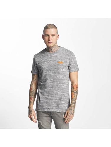 Superdry Hombres Vintage Label Orange Camiseta Brodé En Gris sortie sneakernews recommander rabais achats en ligne DnxfJbyRgS