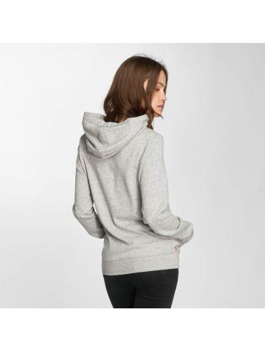 Livraison gratuite Footlocker professionnel Femmes Superdry Sweat-shirt Logo Vintage En Entrée Gris Lite sortie 2014 nouveau meilleure vente hMNcS3