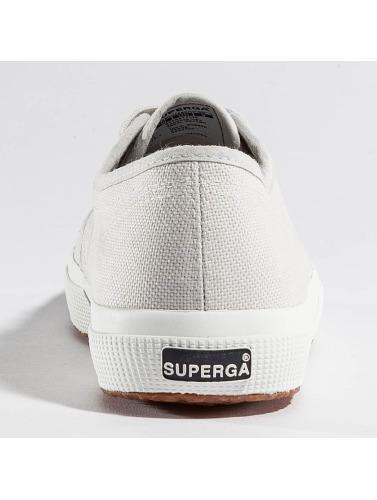 à vendre 2014 le moins cher Chaussures De Sport Superga En Cotu Gris 2750 rabais pas cher classique jeu à jour tfClBMCVZ