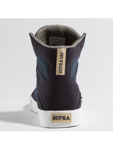 Supra Baskets Hommes En Aluminium Bleu choix pas cher en ligne exclusif tajetIdGf