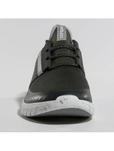 en vrac modèles la sortie commercialisable Baskets Supra Hommes Courent En Fleur Gris acheter afin sortie iZFrK