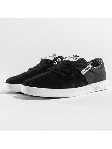 Chaussures Supra Hommes Dans Le Sport Stacks Ii Noir