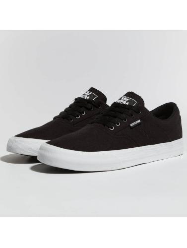 Supra Chaussures De Sport Hommes En Cobalt Noir