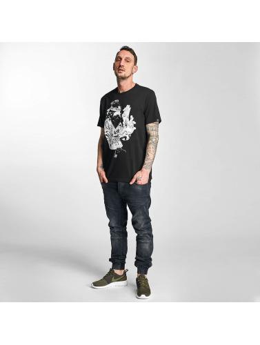 Le Gars Hombres Camiseta Ninjass Negro vue à vendre professionnel à vendre 0shWrF