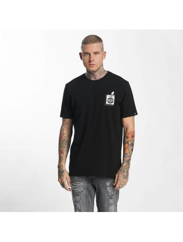 dégagement Les Mecs Hombres Camiseta Trop Court Negro magasin à vendre sortie profiter 3isoK