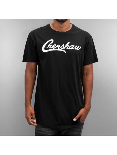 Hombres Vie De Gangster Camiseta De Base En Noir sortie à vendre 2AZCpk