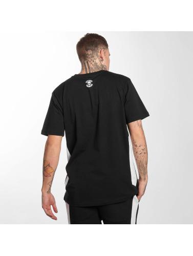 Hombres Vie De Gangster Vie Camiseta Negro dédouanement nouvelle arrivée K79wA