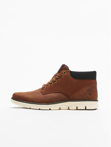 Hommes Timberland Chaussures Chukka En Cuir Marron Bradstreet Réduction avec mastercard extrêmement rabais réduction 2015 axetUb1VS