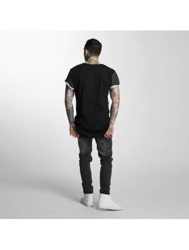 Trueprodigy Hombres Camiseta Sommeil Mortel Negro vente en ligne vente Boutique y1W20C5wtl