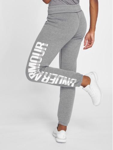 Sous Pantalons De Survêtement En Laine Polaire Armure Femmes En Gris Préférées pour pas cher Footaction original en ligne boutique d'expédition BN4Rtg0jqc