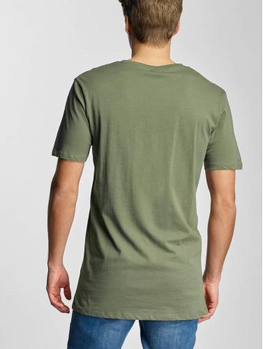 Classiques Urbains Hombres Camiseta V-cou De Base À Oliva Livraison gratuite explorer réal parfait à vendre jeu acheter LybS7woB