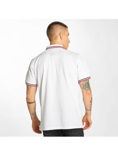 Urban Classics Hommes Polo En Double Bande Blanche prix de liquidation réduction confortable à vendre UWhJ7yXe