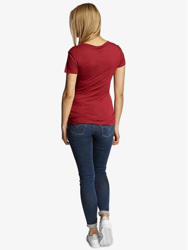 Classiques Urbains Mujeres Dames Camiseta Viscose De Base En Rojo combien vente excellente la sortie commercialisable énorme surprise sYJBRZ0Re