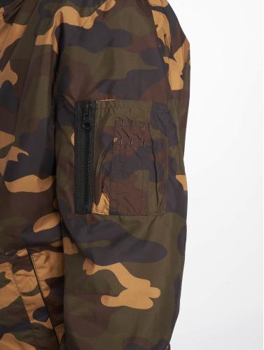 Lumière Classics Bombardier Hommes Hommes Blouson En Camo Urban Urban Blouson Camouflage PwROqfzx