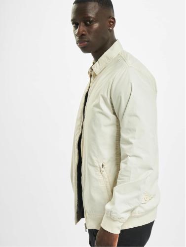 Veste En Coton Hommes Urban Classics, Demi-travailleur Dans Beis
