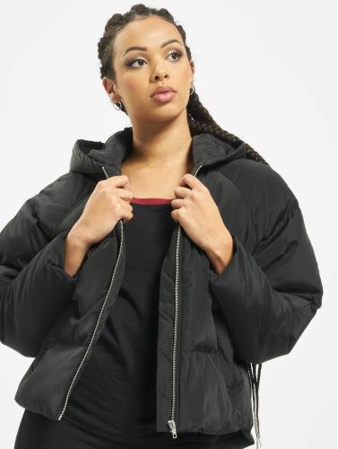 Urban Classics Femmes Nuary Matelassée Vestes En Noir paiement de visa dernière actualisation jeu ebay officiel 5DxRa4
