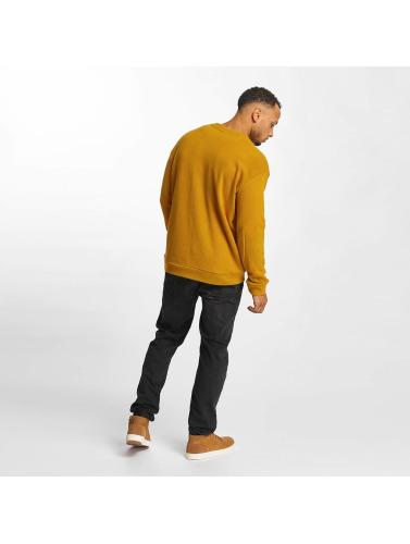 Hommes Urban Classics Dans La Texture Jersey Marron dernière actualisation 25c8bxTo