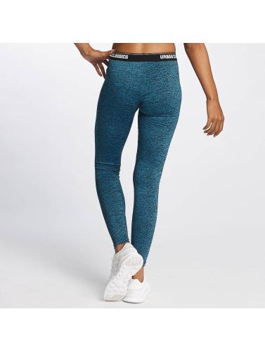 Classiques Urbains Mujeres Legging / Tregging Logo Chiné Actif Dans Turquesa 2015 à vendre classique en ligne sortie d'usine magasin d'usine afin sortie RIxBA