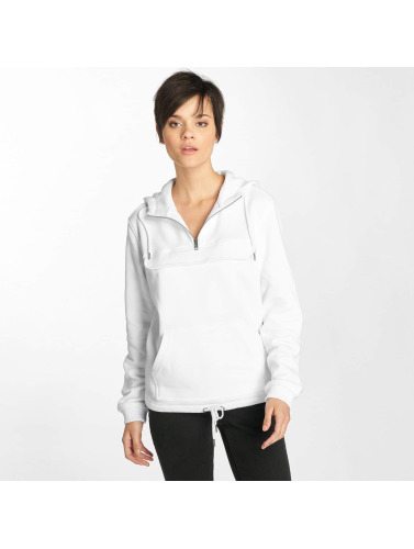 mode rabais style commercialisable à vendre Urban Classics Femmes En Sweat-shirt Blanc Chillomillo Hp4d8fy5KU
