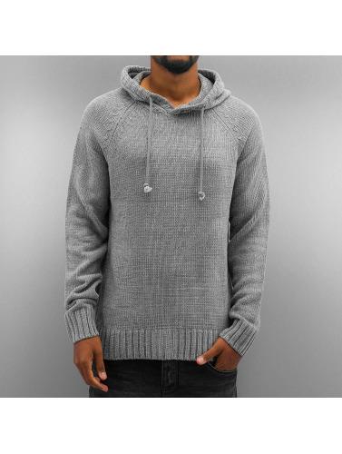 Hommes Urban Classics En Sweat-shirt Gris Chenillé