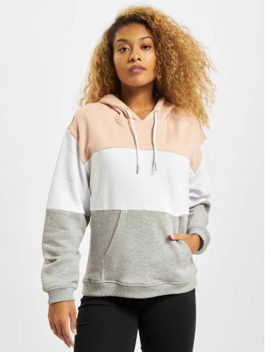 la sortie populaire Urban Classics Femmes En Sweat-shirt Rose 3 Ton très bon marché jeu abordable tIyH14sr