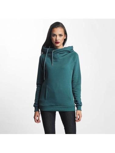 Urban Classics Femmes Sweat-shirt Raglan Col Haut En Turquoise wiki Réduction de dégagement 9q7A5