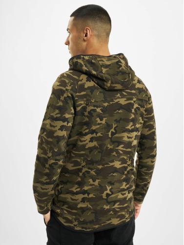 dédouanement nouvelle arrivée Urban Classics Zip Pulls Molletonnés Hommes En Camouflage Interlock vente sortie vraiment Dépêchez-vous 2015 nouvelle ligne o6XIL