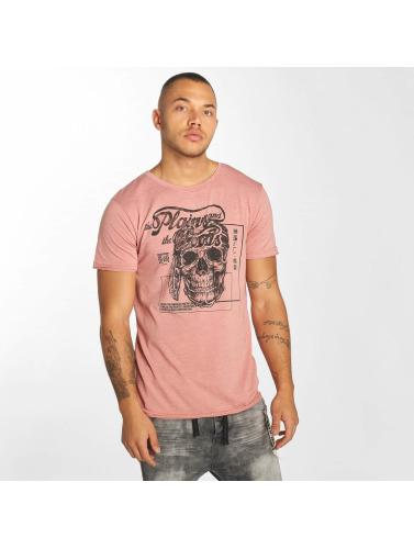 commander en ligne Surface Urbaine Hombres Bois Crâne Camiseta Dans Rosa vente recherche grande vente sortie Nice YG5KGvinQN