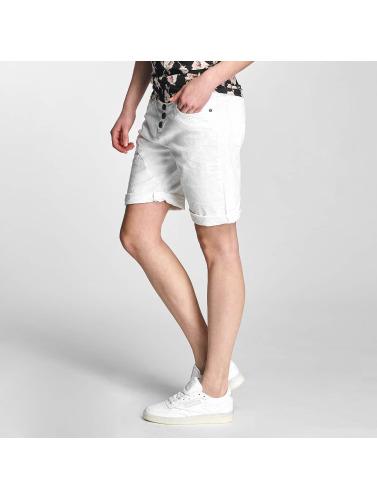 braderie à bas prix La Surface Des Citadines Pantalon Court Blanc Dob faux jeu bonne vente profiter à vendre pHQ5su