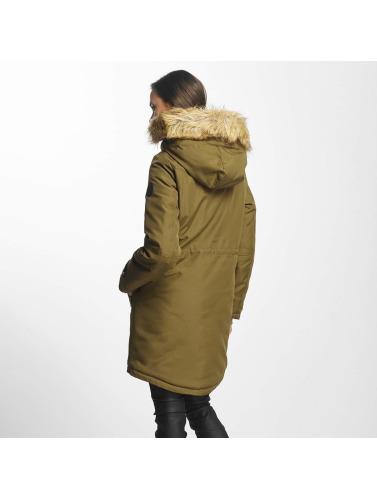 Vero Femmes Manteau De Mode Vmtrack 3/4 Expédition Olive réduction Nice fiable à vendre visite pas cher vente profiter yquZwChMHv
