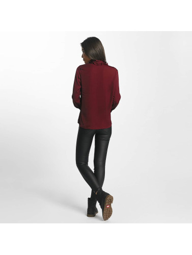 Vero Blouse Rouges En Blouse Vmlilje Moda Vero Robes Moda Femmes PwqBTwd